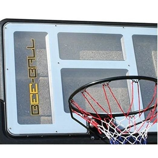 bee ball tablero baloncesto aro flexible